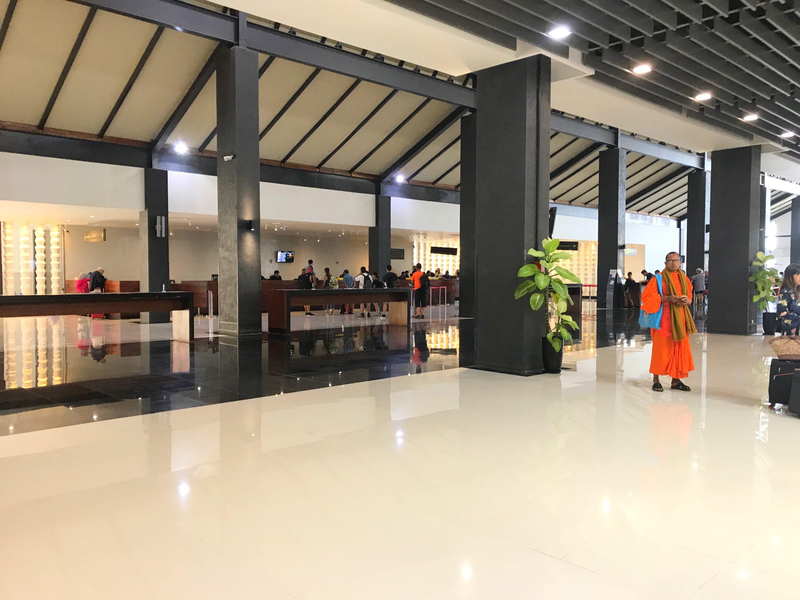 【カンボジア】シェムリアップ国際空港で空港送迎サービスのトゥクトゥクドライバーが居なくて焦った