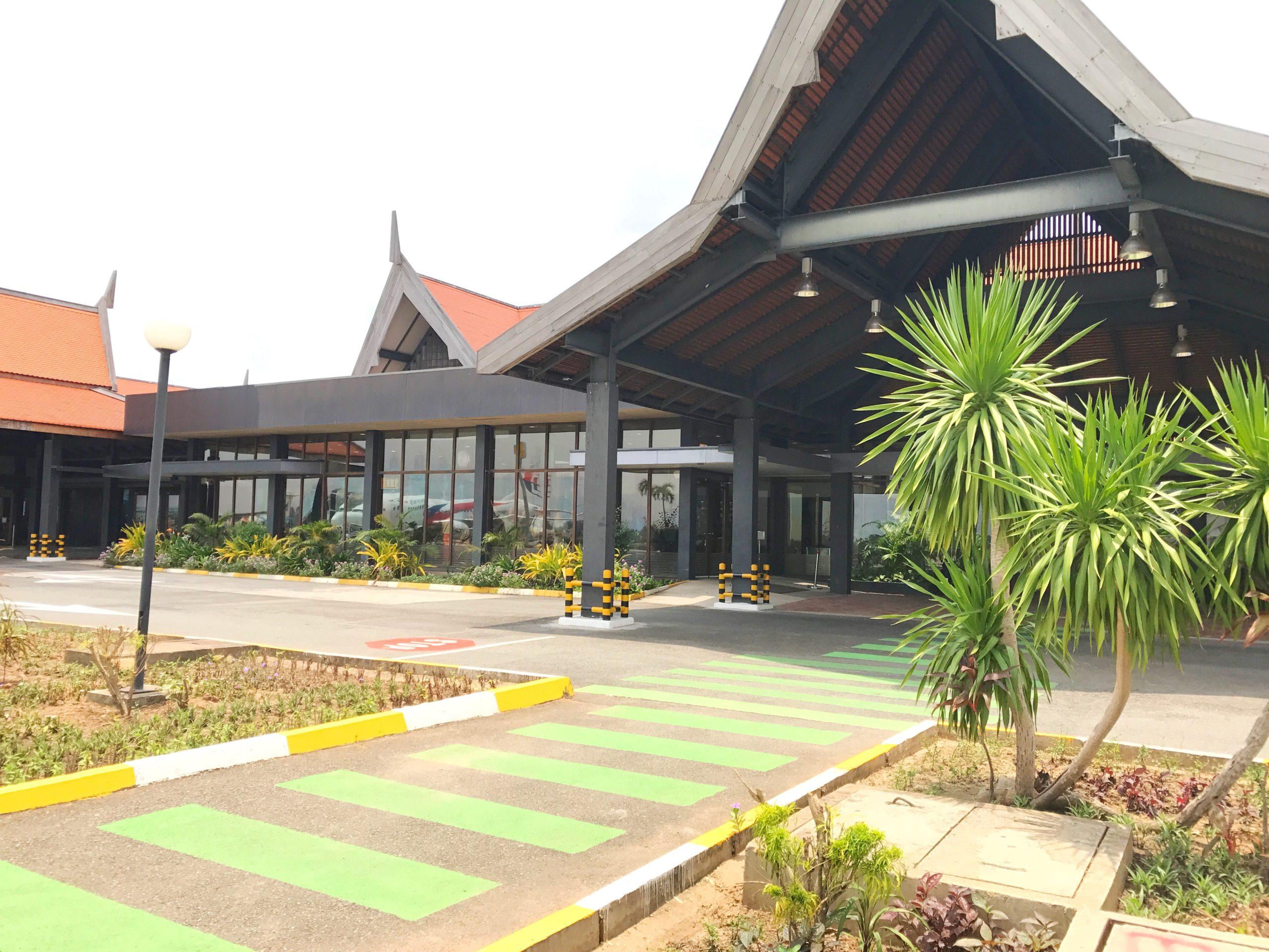 【カンボジア】シェムリアップ国際空港でツーリストSIMカード購入【2018年】
